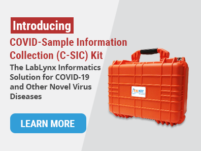 COVID-Sample Information Collection (C-SIC) Kit
